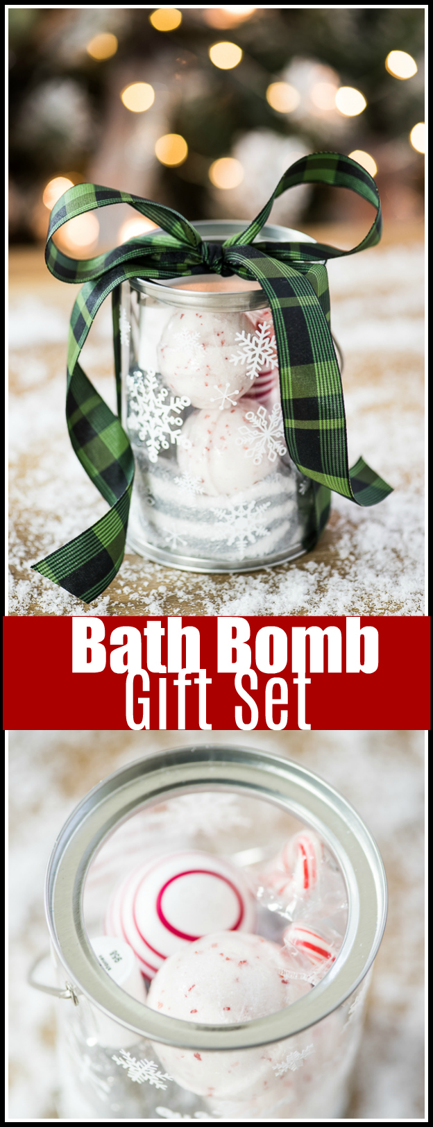 Bath Bomb Pampering Gift Set