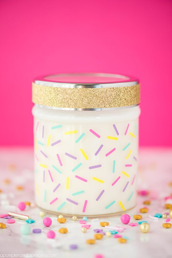 How Do You Make Cake In A Jar