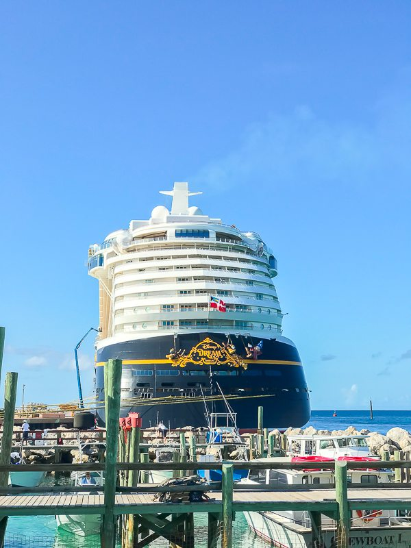 Disney Dream Cruise Travel Tips