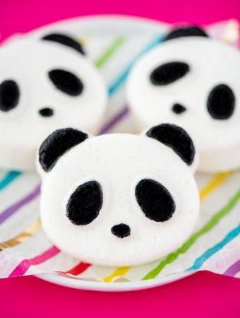 DIY Panda Bath Bombs