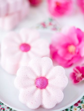 Cherry Blossom Bath Bombs