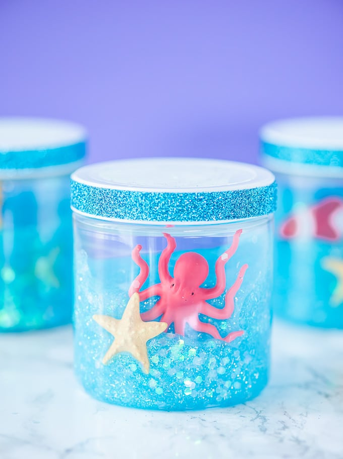 Fun ocean craft idea for kids