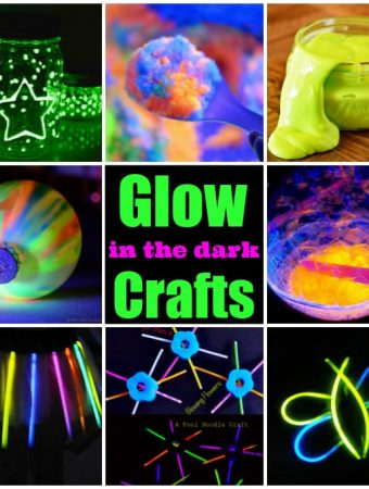 25+ Creative Glow in the Dark Ideas