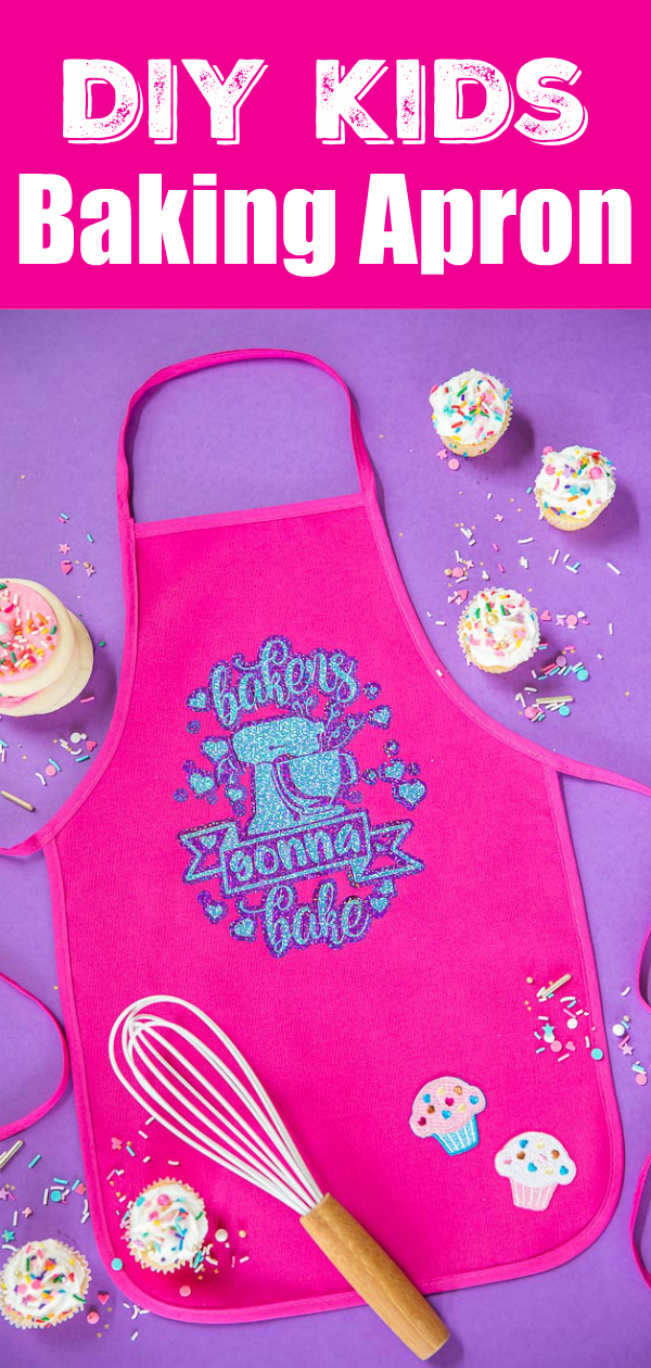 Handmade apron for kids