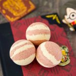 DIY Butterbeer Bath Bombs every Harry Potter fan will love