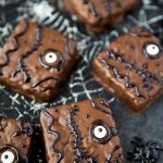 Hocus Pocus Rice Krispies Treats - quick and easy Halloween party food and movie night recipe