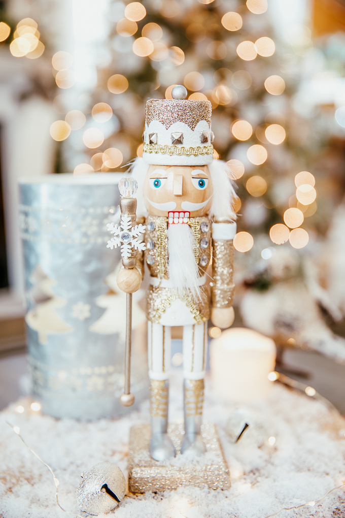 Beautiful Nutcracker decorating ideas