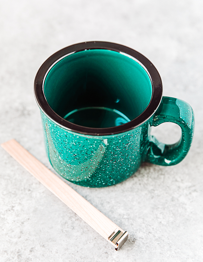 mug candle tutorial diy