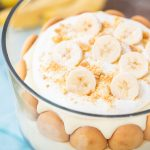 Gluten-free banana pudding trifle recipe
