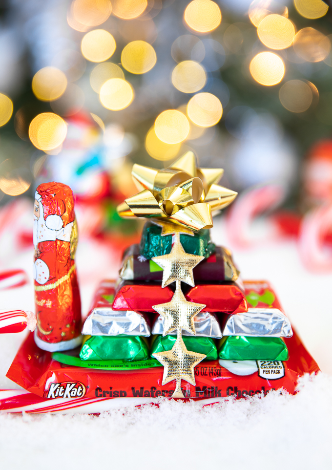 Christmas food crafts for kids
