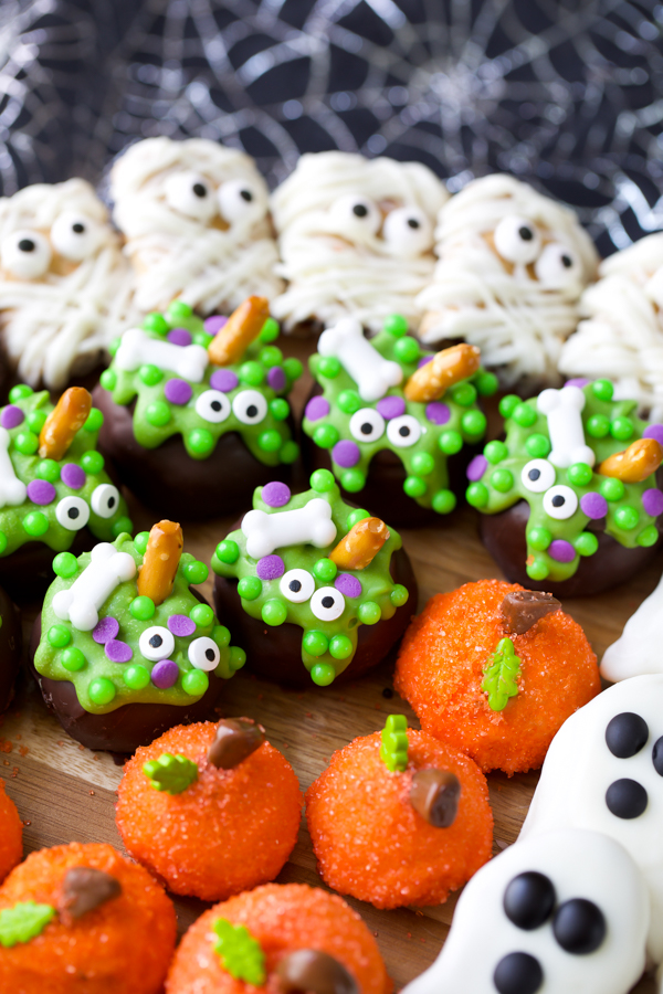 Halloween treats that are easy to make