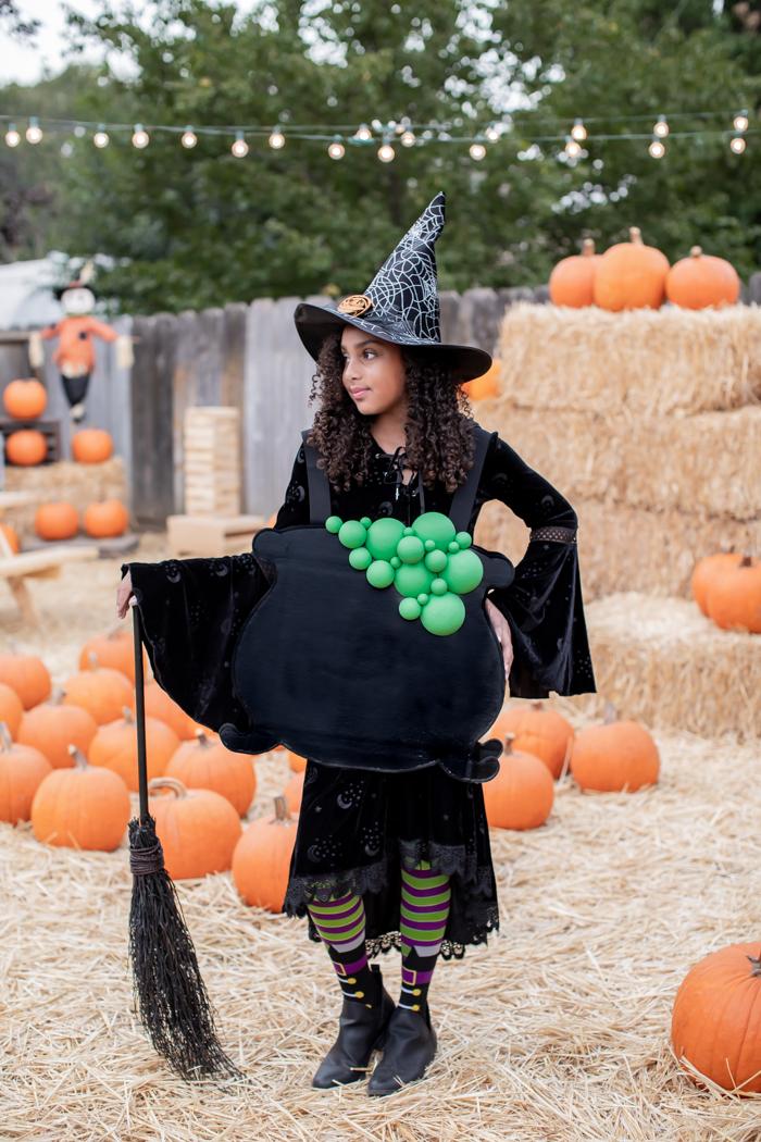 tween girl Halloween costume idea