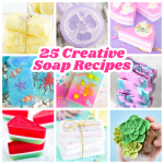 beautiful and creative handmade soap recipe ideas