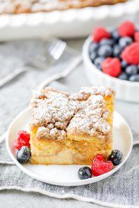 gluten-free french toast bake recipe