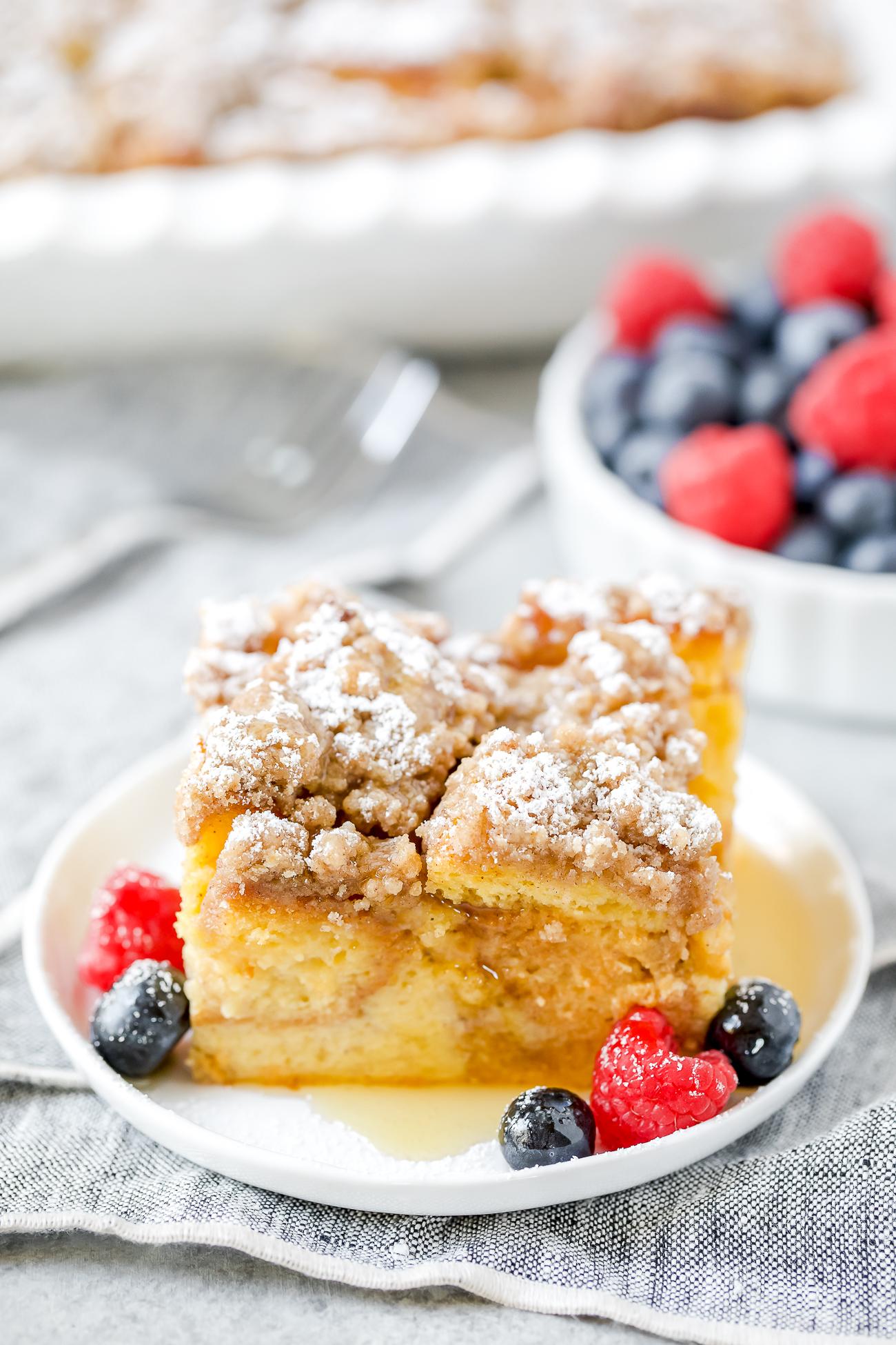 gluten-free overnight french toast recipe