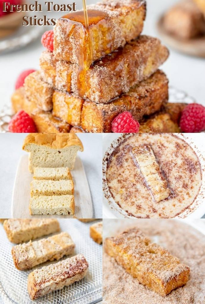 how to make french toast sticks